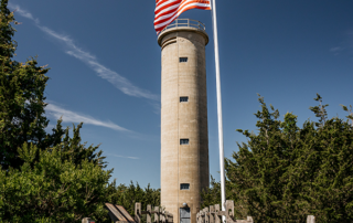 World War II Lookout Tower