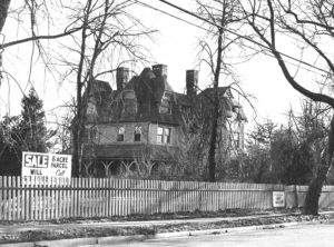 Emlen Physick Estate, circa 1970