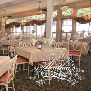 Aleathea's Restaurant part of the Inn of Cape May