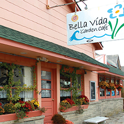 Bella Vida Cafe in cape may new jesrey