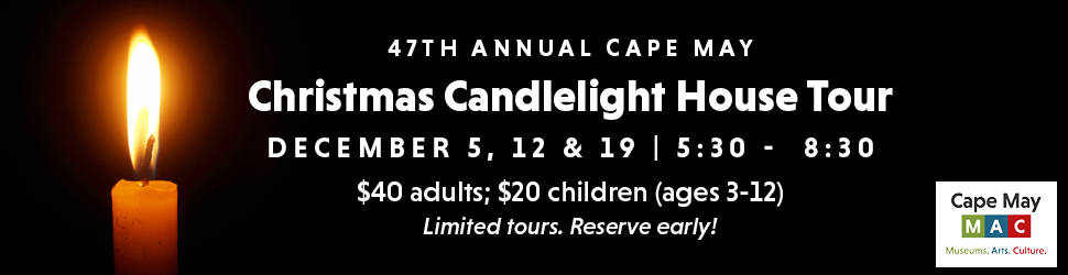 CHRISTMAS CANDLELIGHT HOUSE TOUR AD 2020