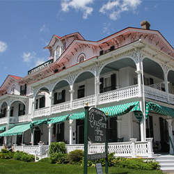 The Chalfonte Hotel, Cape may new jersey