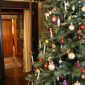 Emlen Physick Estate christmas tee