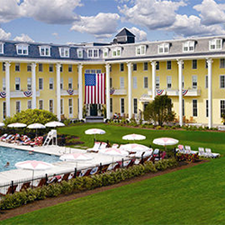 Congress Hall Hotel & resort, cape may new jersey