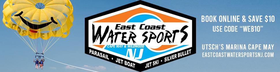 East Coast Parasail