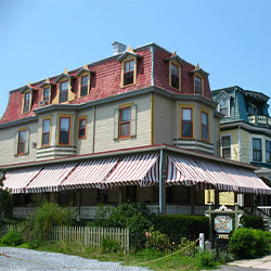 Leith Hall Bed & Breakfast, cape may new jersey