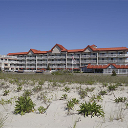 Montreal Beach Resort in Cape May New Jersey