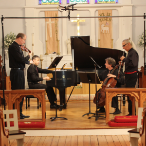 New York Chamber Ensemble playing during the Cape May MAC Music Festival
