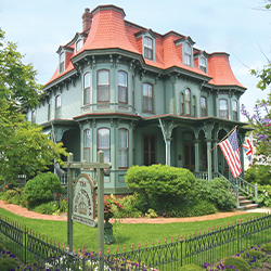 The Queen Victoria Bed & Breakfast, Cape May New jersey