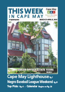 This Week In Cape May Current Edition