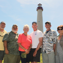 PHOTOGRAPHY CLUB OF CAPE MAY, VOLUNTEERS OF THE MONTH