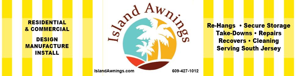Island Awning Ad
