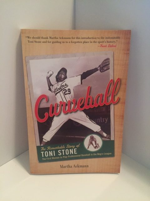 Front cover of Curveball book